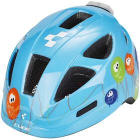 Cube Lume - Casque de vélo Enfant - turquoise